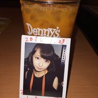 Photo taken at Denny's by みーやん a. on 1/27/2018