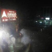 Photo taken at Hotel Antares Indonesia, Jl. Sisingamangaraja No.328 Medan by Ariadi T. on 5/13/2014