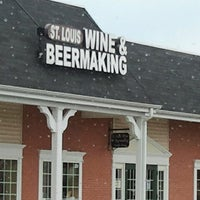 Photo taken at St. Louis Wine and Beermaking by Maria G. on 9/15/2012