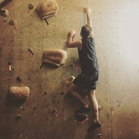 Photo taken at Red Rock Climbing Center by J. Prentice P. on 6/4/2015