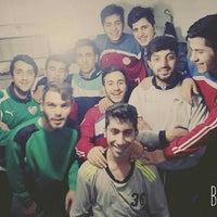 Photo taken at üstün üründül ilkokulu by Muhammed R. on 3/25/2016