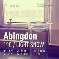 Photo taken at Abingdon School School House by Pea S. on 2/23/2013