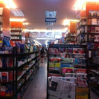 Photo taken at Fahasa Nguyễn Huệ Bookstore by Song L. on 10/7/2012