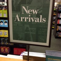 Photo taken at Barnes & Noble by Carrie N. on 1/3/2014