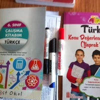 Photo taken at Mehmet Akif Ersoy Ortaokulu by Süleyman S. on 11/21/2015