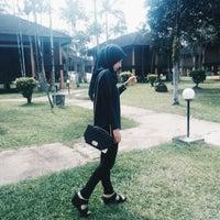 Photo taken at Pasir Salak Riverine Resort by Eyra J. on 9/25/2015