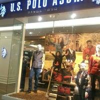 Photo taken at U.S. Polo Assn. by Sevde . on 10/16/2015
