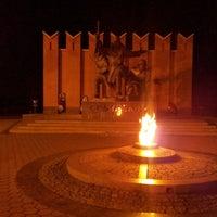 Photo taken at Ленино-Снегиревский военно-исторический музей by Armelle on 11/19/2012