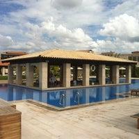Photo taken at Romanos Costa Navarino Pool by Ilias B. on 9/20/2013