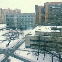 Снимок сделан в Межвузовский студенческий городок пользователем Nursultan Z. 2/22/2013