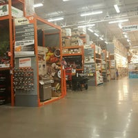 Photo taken at The Home Depot by SilverLove on 8/27/2016