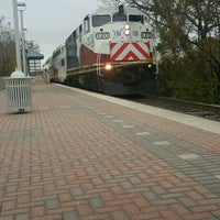 Photo taken at Hurst / Bell Station (TRE) by SilverLove on 12/5/2016