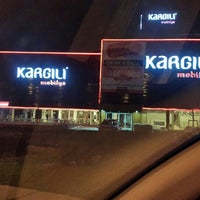 Photo taken at Kargılı Mobilya Maltepe Showroom by Engin C. on 12/1/2015