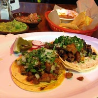 Photo taken at Los Cantaros Taqueria by Joon L. on 5/8/2013