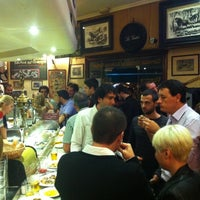 Photo taken at Antojo Andaluz by Javier B. on 10/11/2012
