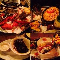 Photo taken at Big Easy Bar.B.Q & Crabshack by Joyce I. on 11/9/2015