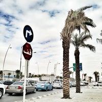 Photo taken at King Abdullah Road by RANA on 1/29/2013