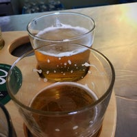 Photo taken at Asher Brewing Company by Bob P. on 10/6/2016