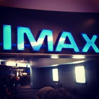 Photo taken at IMAX Theatre Showcase by Max C. on 5/21/2013