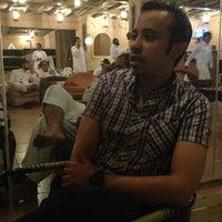Photo taken at مقهى استكانه by خالد كرم on 4/8/2013