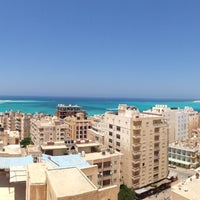 Photo taken at Marsa Matrouh by Mohamed S. on 7/9/2013