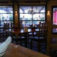 Photo taken at Fat Fish Cantina Grill by Daniela P. on 1/2/2013