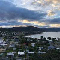 Photo taken at Whalers Lookout by Siau Hui L. on 9/17/2018