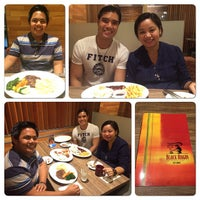 Photo taken at Black Angus Steakhouse by Paulo C. on 1/14/2015