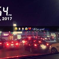 Photo taken at محطة الجمعان لخدمات السيارات by Saleh on 12/31/2017