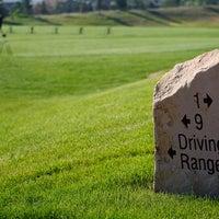 Photo taken at Heritage Eagle Bend Golf Club by Heritage Eagle Bend Golf Club on 9/23/2015