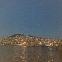 Photo taken at Ereğli Limanı | Port of Ereğli by ÖvüL Tuğba G. on 2/12/2013