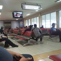 Photo taken at Syamsuddin Noor International Airport (BDJ) by Roy S. on 12/12/2012