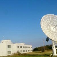 Photo taken at 情報通信研究機構平磯太陽観測施設 by しーぽんP @. on 11/5/2015
