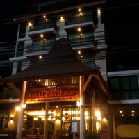 Photo taken at Royal Thai Pavilion Jomtien Boutique Resort by Salman R. on 1/20/2014