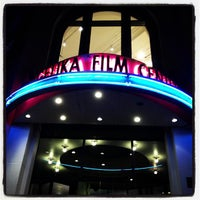 Photo taken at Angelika Film Center by Ian W. on 9/23/2012