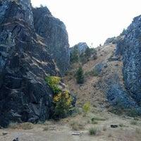 Photo taken at Auburn State Recreation Area by scott .. on 10/22/2012
