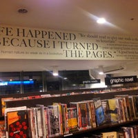 Photo taken at Fully Booked by Marissa O. on 2/22/2013