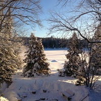 Photo taken at Saint Donat by Olivier H. on 12/24/2012