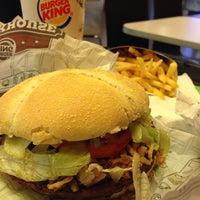 Photo taken at Burger King by Ruben Dario L. on 10/3/2014