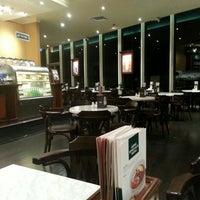 Photo taken at DÔME Café by Kuan Hoong on 4/12/2013