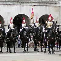 Photo taken at Horse Guards Parade by معال محمد on 10/5/2012