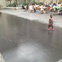 Photo taken at Robert and Arlene Kogod Courtyard by Judith O. on 7/5/2013