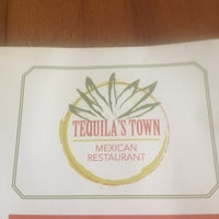 Photo taken at Tequila's Town Mexican Restaurant by Rob M. on 7/23/2013