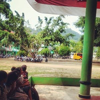 Photo taken at Universitas Sains dan Teknologi Jayapura by Fritson B. on 9/10/2013