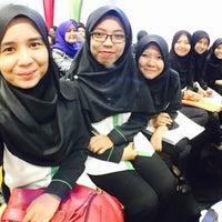 Photo taken at Bilik Seminar Fakulti Sains Kesihatan by Syahira S. on 3/16/2016