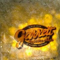 Photo taken at Garrett Popcorn Shops by Angela G. on 10/21/2012