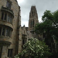 Photo taken at Yale University by Ivan O. on 5/26/2013
