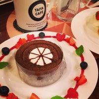 Photo taken at TAIYA CAFE by Tsuneo K. on 7/26/2013