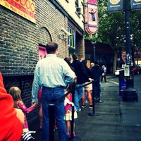 Photo taken at Voodoo Doughnut by Lyn T. on 6/23/2013