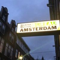 Photo taken at SMBA (Stedelijk Museum Bureau Amsterdam) by Rosalie v. on 1/29/2016